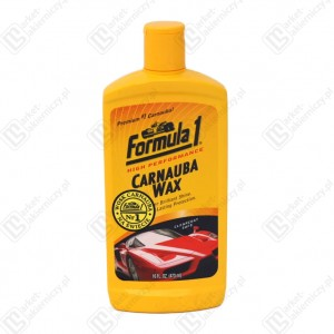 Mleczko Carnauba - CAR WAX - FORMULA 1 - 473 ml