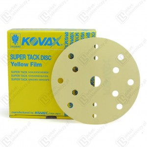 Krążek ścierny Yellow  Super Tack Disc - KOVAX - 152mm